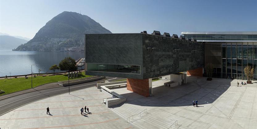 Art museum Lugano
